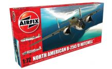 Airfix 1/72 Model Kit 06015 North-American B-25C/D Mitchell